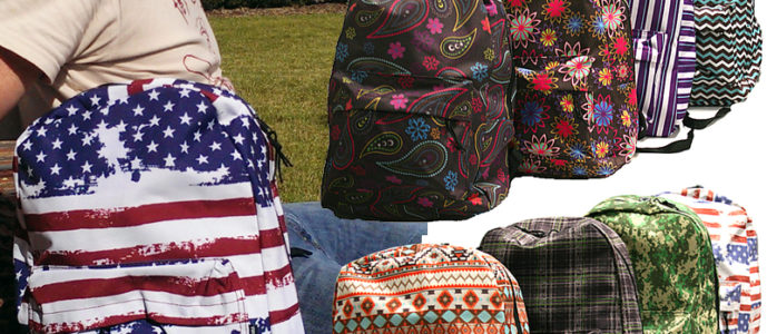 Arctic Star Backpacks – 8 Fun Styles! $5.99 SHIPPED!