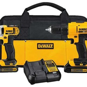 DEWALT Drill/Impact Driver Combo Set – drawing August 5th