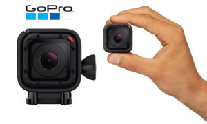 Win a GoPro Hero Session Bundle – drawing August 12th