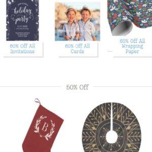 Zazzle Christmas in July Sale