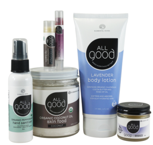 All Good Organic Skincare Gift Set