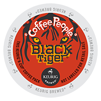 black tiger coffee