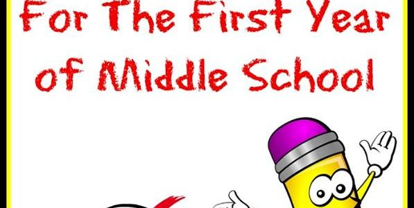 What to Expect For The First Year of Middle School