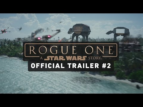 ROGUE ONE: A STAR WARS STORY in Theaters Dec 16th