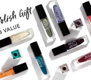 Free Julep 12 Piece Polish Gift ($168 value) With New Subscription