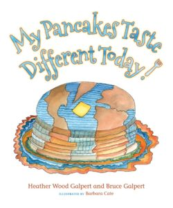 My Pancakes Taste Different Today Blog Tour & Giveaway