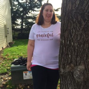 """Free Cents of Style """"Thankful"""" Soft Tshirts With $25 Purchase"""