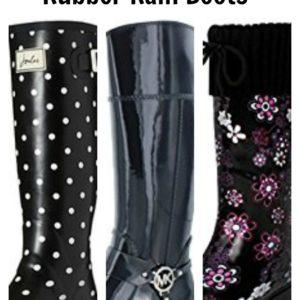 Best Women's Rubber Rain Boots