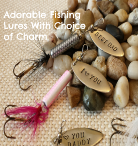 Great Gift Idea – Personalized Fishing Lures!