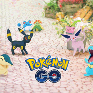 Introducing 80 New Pokemon and New Features