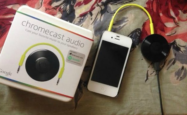 Google Chromecast Audio Review From Best Buy