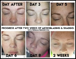 Microblading for Perfect Eyebrows