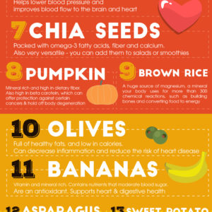 20 Superfoods to Keep You Healthy