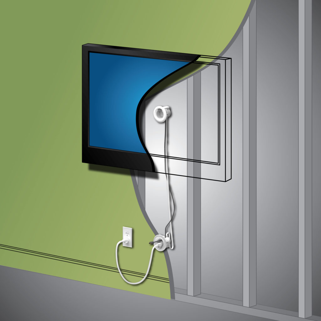 Best Buy Legrand In Wall Power Kit