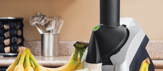 Save 55% on Yonanas Frozen Healthy Dessert Maker