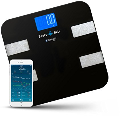 Beets Blu Bluetooth Bathroom Scales Review