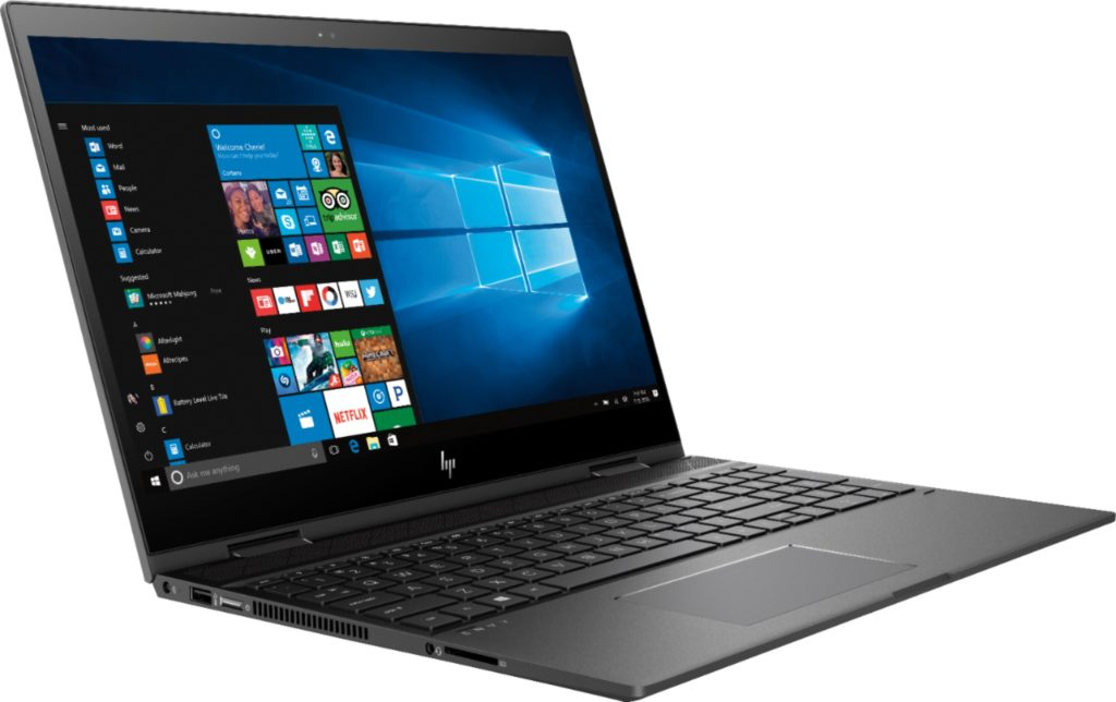 HP x360 Laptops