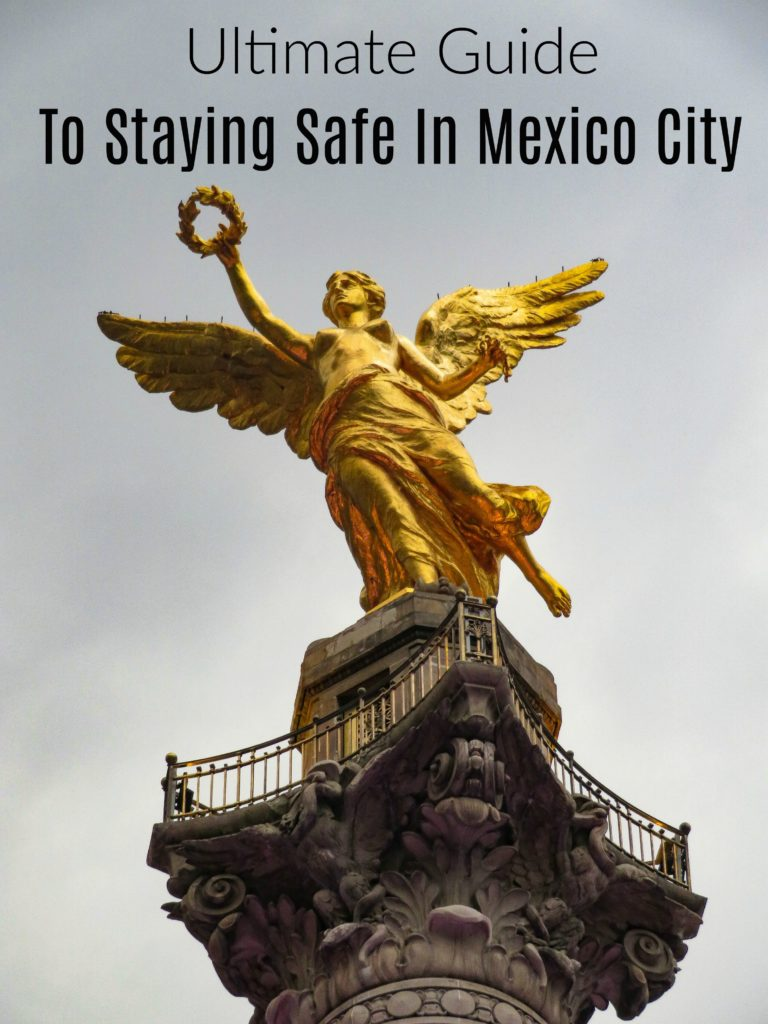 Staying Safe in Mexico City