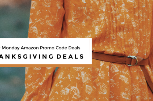 Cyber Monday Amazon Promo Code Deals